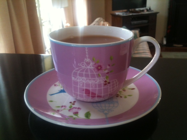 Nothing beats the humble cuppa