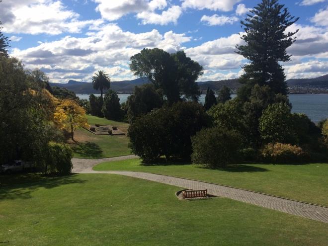 Botanic gdn view
